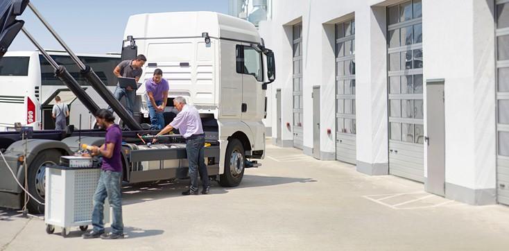 Vehículos comerciales y de carretera