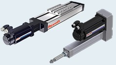 Linear Motion Systems/Actuators